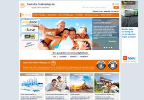 zum Projekt www.deutsche-direktanlage.de