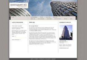 zum Projekt www.systraquant.com